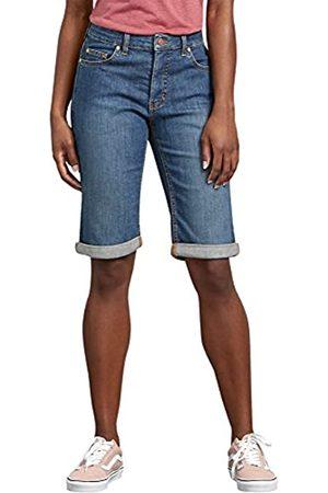 Dickies Damen Perfect Shape Denim Bermuda Shorts