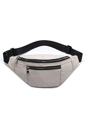 LTHAOO Bauchtasche für Männer und Frauen – wasserabweisend, modische Hüfttasche mit verstellbarem Gurt für Reisen, Wandern, Laufen