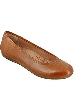 Taos Footwear Damen Rascal Flat, Braun (haselnussbraun)