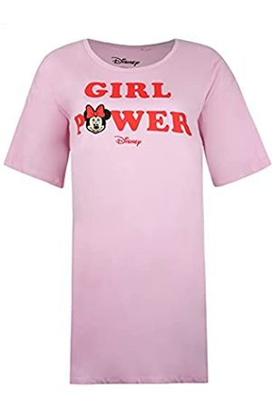 Disney Damen Girl Power Sleep T-Shirt Nachthemd