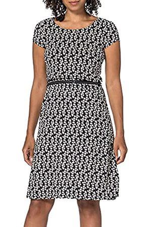 Noppies Damen Dress nurs ss AOP Fayette Kleid, Night Sky-P277