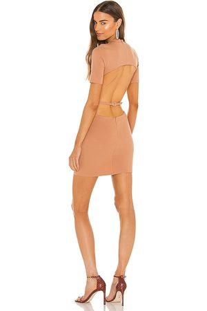 NBD Isobel Mini Dress in . Size XXS, XS, S, M, XL.