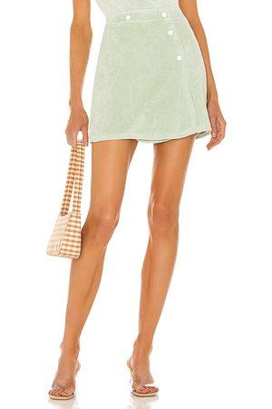 Dannijo Terry Wrap Skirt in . Size XS, S, M.