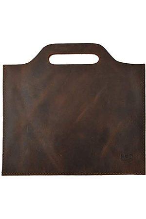 Hide & Drink Herren Taschen - Lederhandtasche, minimalistischer Stil, Reisezubehör, handgefertigt, 101 Jahre Garantie