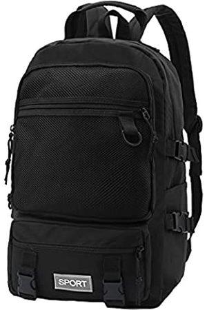 BBD Laptoprucksack Schulrucksack aus Canvas Rucksack Set Mode für Herren und Damen Daypack groß