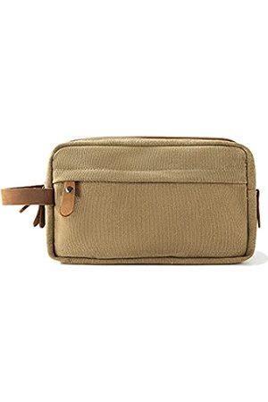 Sechunk Reisetasche für Damen und Herren, Segeltuch, Reise-Kosmetiktasche, Make-up-Set, Reißverschluss