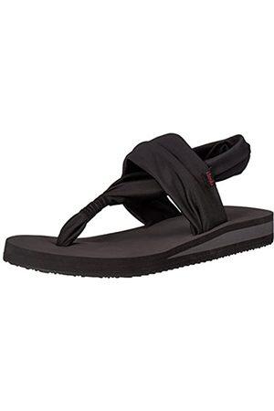 Chooka Damen Yoga Mat footbed Sling Sport Sandal Flipflop