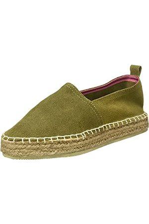 Bensimon Damen Schuhe - Damen Espadrille Plateforme Plattform