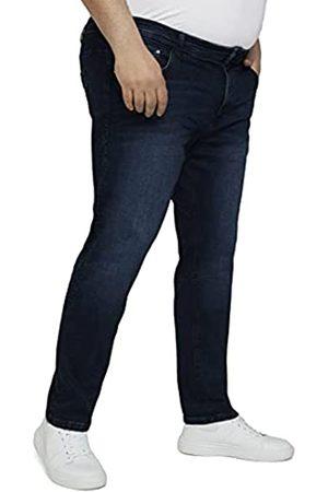 TOM TAILOR Herren 1026651 Plussize Slim Jeans, 10282-Dark Stone Wash Denim