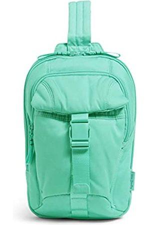 Vera Bradley Damen Recycled Cotton Utility Sling Backpack Büchertasche
