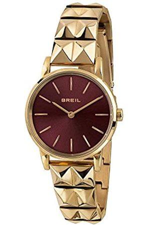 Breil Damen Uhren - Uhr für Frau Modell Rockers mit stahlarmband