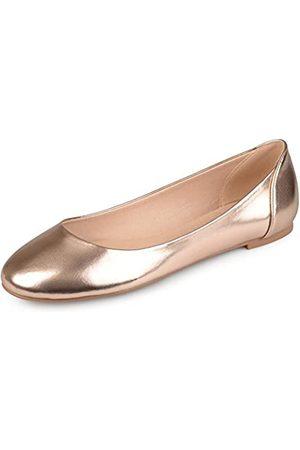 Journee Collection Damen Ballerinas - Flache Schuhe Damen