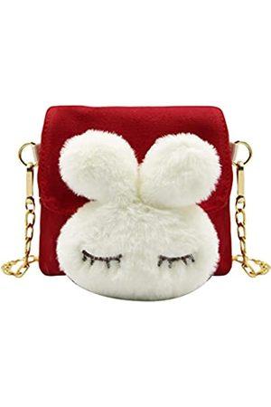 MOSSTYUS Mädchen Handy - Süße Kinder-Umhängetasche, kleine Umhängetasche, Handytasche, Geldbörse, Handtasche