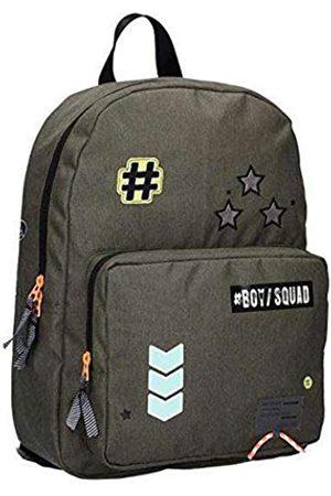 Skooter Jungen Rucksäcke - Kinderrucksack für Jungs - Boy Squad - Armeegrün