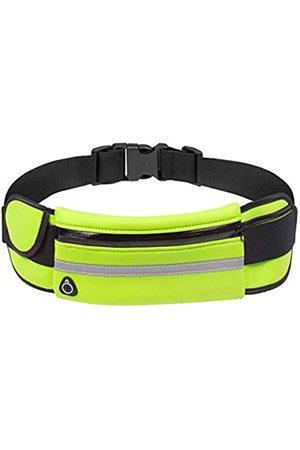IMIKE Laufgürtel Hüfttasche für Damen und Herren, wasserdichte Handy-Hüfttasche, federfrei, verstellbare Tasche für Workout, Wandern
