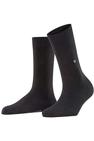Burlington Damen Socken & Strümpfe - Damen Lady W SO Socken, 1er Pack, (Black 3000