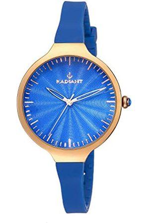 Radiant Damen Uhren - Damen Analog Quarz Uhr mit Gummi Armband RA336604