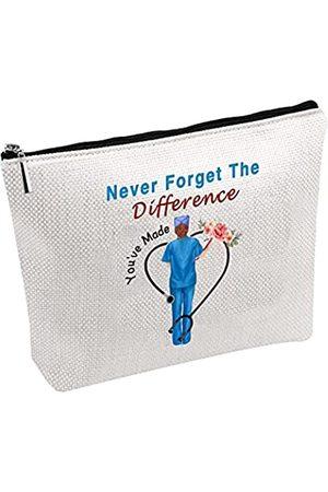 POFULL N, nie vergessen Sie den Unterschied, dass Sie gemacht sind, Krankenpflege-Geschenk, medizinisches Geschenk, Krankenschwester-Schätzungswoche, Geschenk, Krankenpfleger, Studenten