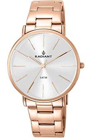 Radiant Damen Analog Quarz Uhr mit Edelstahl Armband RA390204