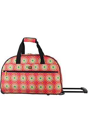 Lucas Reisetaschen - Designer Carry On Luggage Collection – Leichtes Muster, 55