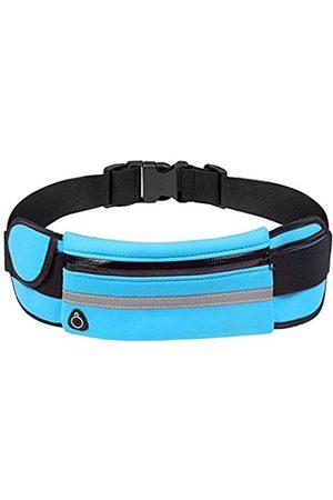 CYWYX Lauf-Gürteltasche, verstellbar, Bounce Free Wasserabweisende Lauftasche, Läufergürtel für alle Handys iPhone/Android, Laufgürtel für Fitnessstudio, Training, Reisen