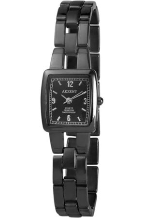 Akzent Damen-Uhren mit Metallband SS7171000085