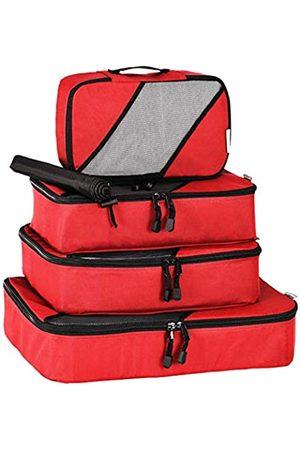 milepro : 4-teiliges Reise-Packwürfel-Set