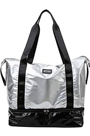 fancyfree Doppellagige Tasche, große Reisetasche mit unterem Schuhfach