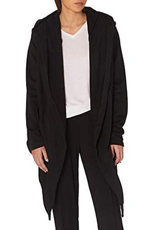 Urban classics Damen Ladies Hooded Sweat Cardigan Cape