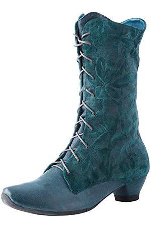 Think! Damen Aida_3-000070 Leicht Gefütterte, Nachhaltige Halblange Stiefel