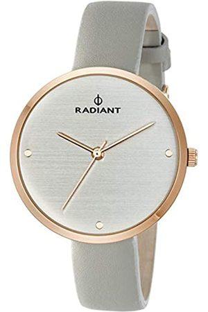 Radiant Damen Analog Quarz Uhr mit Leder Armband RA452601