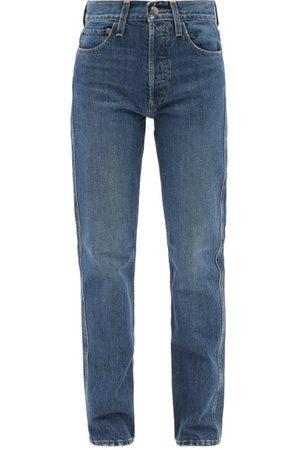 CO Damen Straight - High-rise Straight-leg Jeans