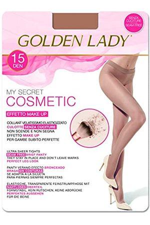 Golden Lady Damen Mysecret 15 Cosmetic Strumpfhosen, 15 DEN