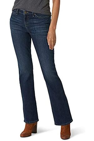 Lee Damen Regular Fit Bootcut Jeans
