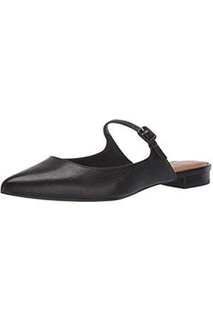 Aerosoles Damen Flemington Mule, (schwarzes Leder)