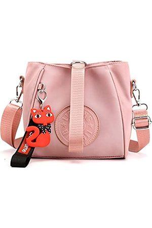 Hiigoo Damen Wasserdichte Oxford Totes Messenger Bag Reisetasche Schultertaschen Handtaschen