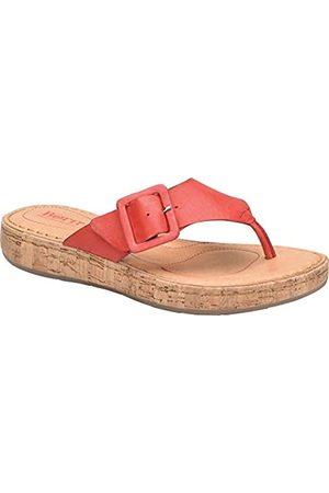Born Damen Schuhe - Damen Fort Pierre, (Rojo)