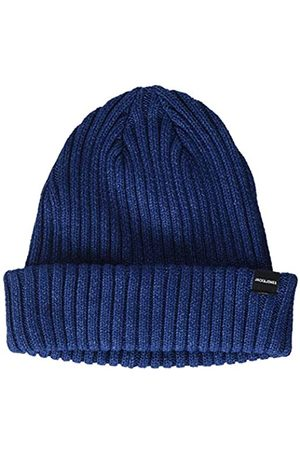 JACK & JONES Herren JACDENNY Knit Beanie-Mütze