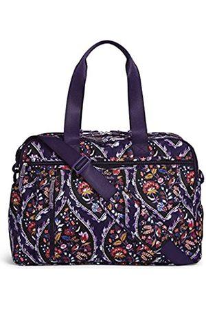 Vera Bradley Damen Lighten Up Weekender Travel Bag, Polyester Wochenendtasche