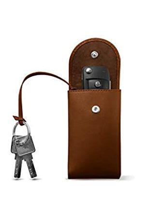 Lucrin Schlüsseletui - - Glattleder