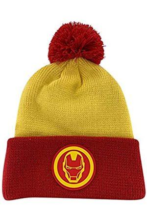 Essencial Caps Unisex-Kinder Iron Man Beanie-Mütze