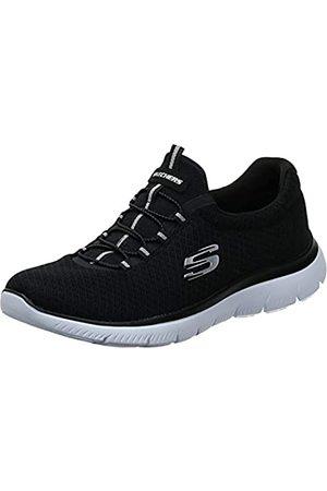 Skechers Damen 12119-BBK_38 Sports Shoes, Black