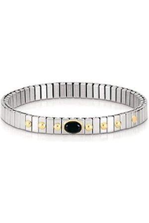 Nomination Damen-ArmbandKleinAchatSchwarz042103/002