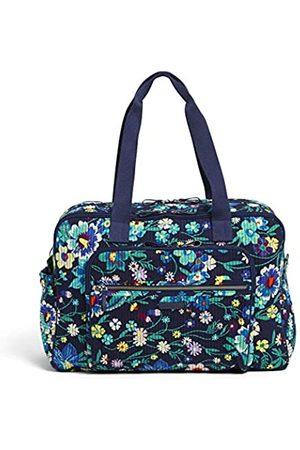 Vera Bradley Damen Iconic Deluxe Weekender Travel Bag, Signature Cotton Wochenendtasche