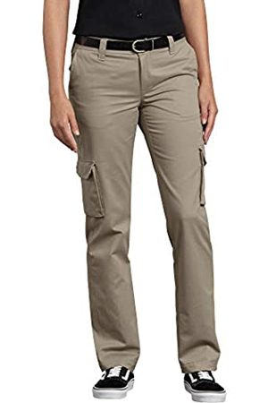 Dickies Damen Relaxed Fit Stretch Cargo Straight Leg Pant Arbeitshose