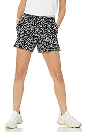 Amazon Classic Fit Knit Pull On Shorts L