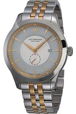 Victorinox Damen Digital Quarz Uhr mit Edelstahl Armband 241764