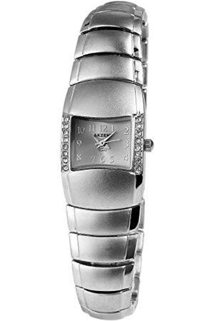 Akzent Damen Analog Quarz Uhr mit Kein Armband SS7121500069