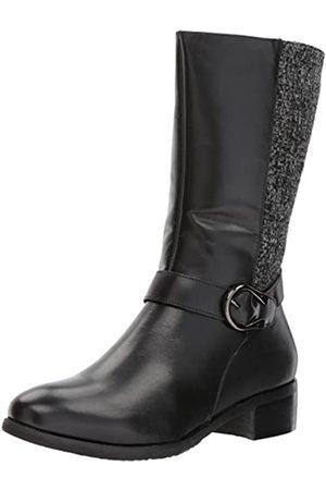 Propet Propet Women's Tessa Riding Boot, Black