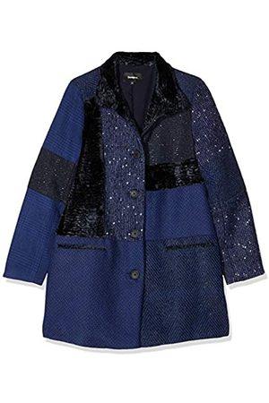 Desigual Damen Coat CARTTER Baumwolle, leicht, Jacke